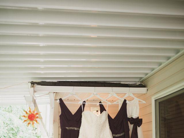 Graeme and Kristie's wedding in Pitt Meadows, British Columbia 4