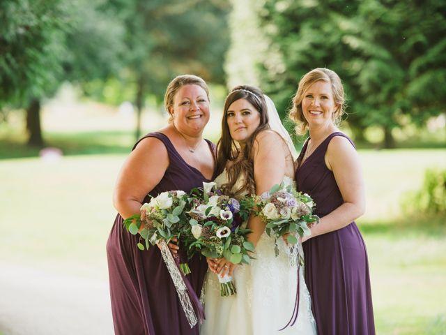 Graeme and Kristie's wedding in Pitt Meadows, British Columbia 9