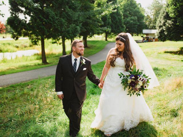 Graeme and Kristie's wedding in Pitt Meadows, British Columbia 16