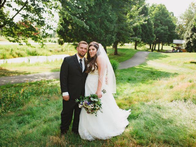 Graeme and Kristie's wedding in Pitt Meadows, British Columbia 17