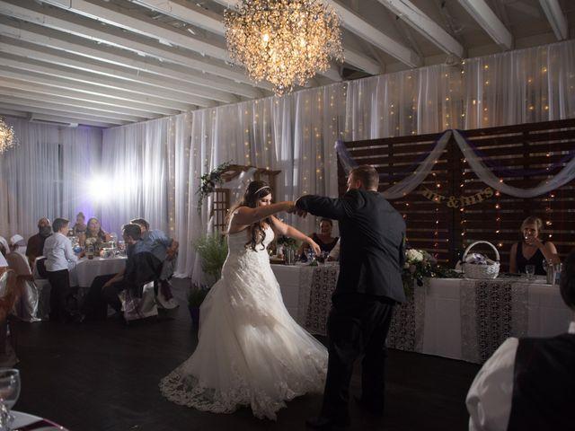Graeme and Kristie's wedding in Pitt Meadows, British Columbia 23