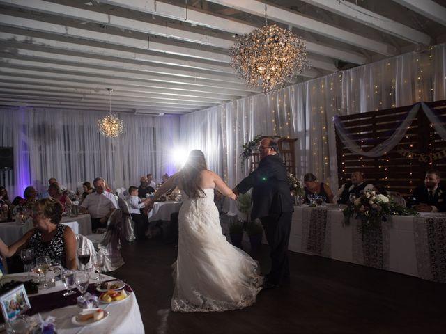 Graeme and Kristie's wedding in Pitt Meadows, British Columbia 24