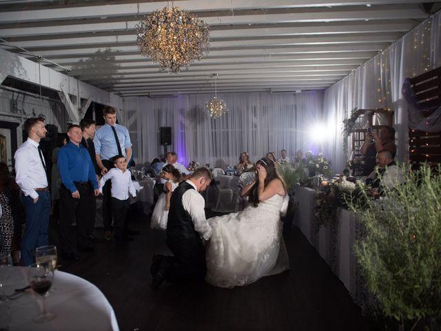 Graeme and Kristie's wedding in Pitt Meadows, British Columbia 25