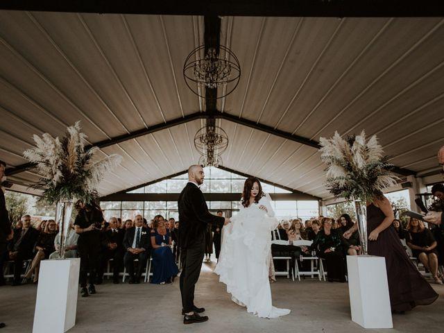 Darcy and Mary's wedding in Cambridge, Ontario 5