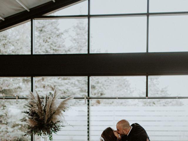 Darcy and Mary's wedding in Cambridge, Ontario 6