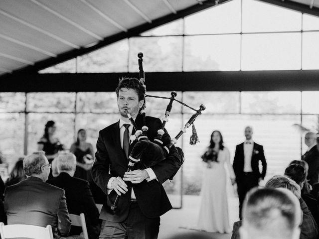 Darcy and Mary's wedding in Cambridge, Ontario 1