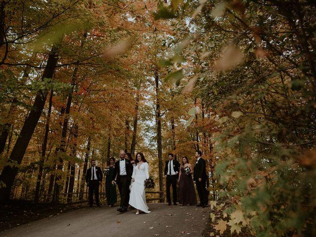 Darcy and Mary's wedding in Cambridge, Ontario 9