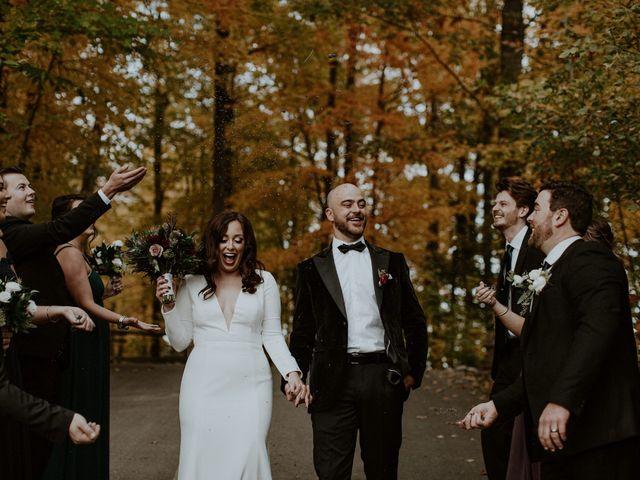 Darcy and Mary's wedding in Cambridge, Ontario 10