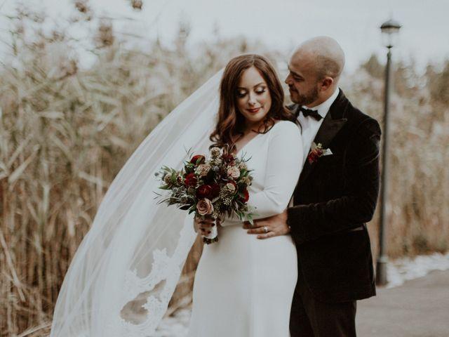 Darcy and Mary's wedding in Cambridge, Ontario 16