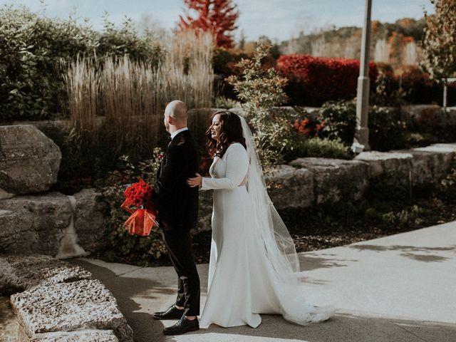 Darcy and Mary's wedding in Cambridge, Ontario 36