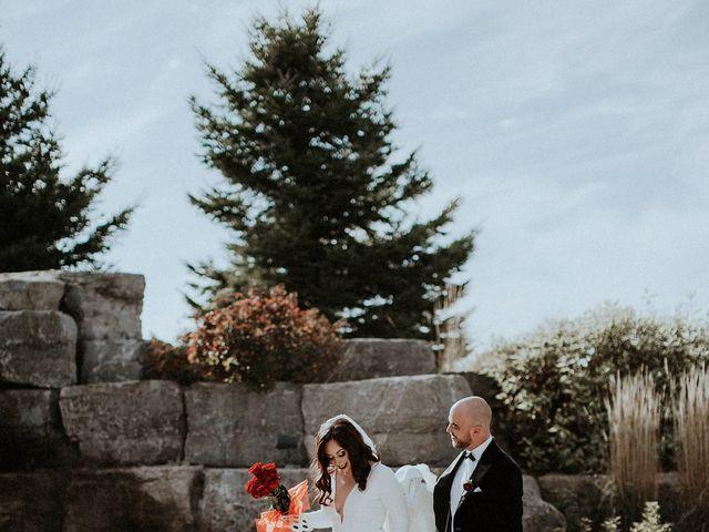 Darcy and Mary's wedding in Cambridge, Ontario 37
