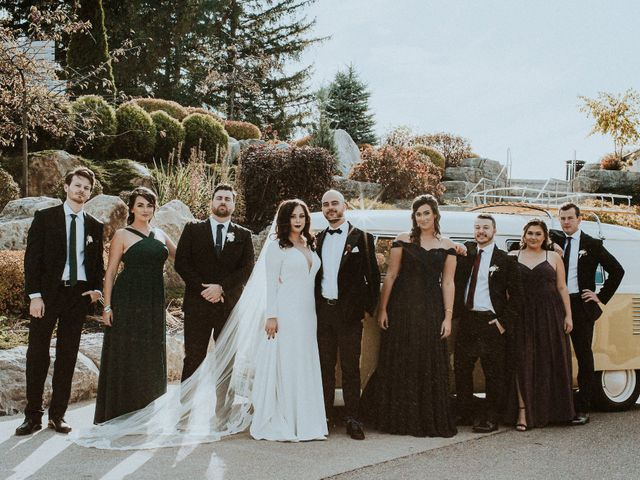 Darcy and Mary's wedding in Cambridge, Ontario 2