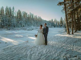 The wedding of Jenn and Greg