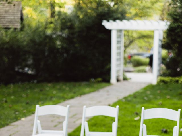 Mitchell and Krista's wedding in Ancaster, Ontario 5