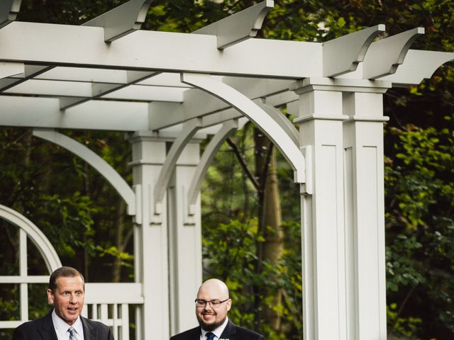 Mitchell and Krista's wedding in Ancaster, Ontario 19