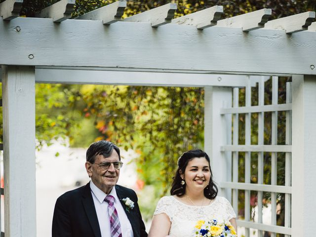 Mitchell and Krista's wedding in Ancaster, Ontario 22
