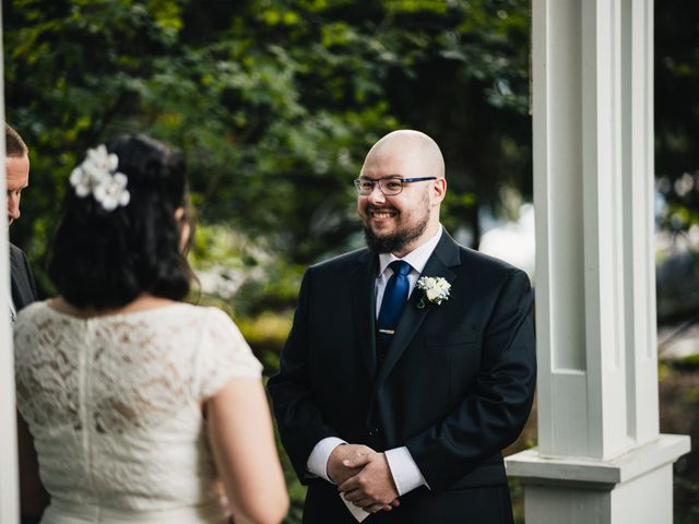 Mitchell and Krista's wedding in Ancaster, Ontario 27