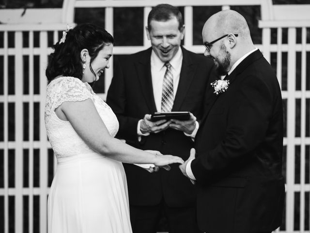 Mitchell and Krista's wedding in Ancaster, Ontario 31