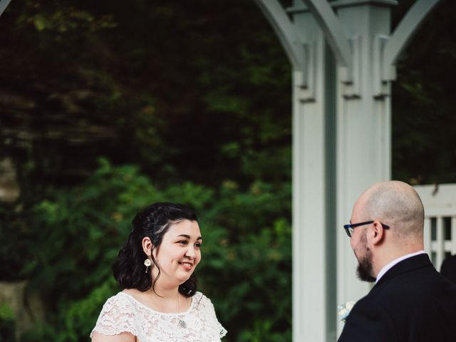 Mitchell and Krista's wedding in Ancaster, Ontario 33