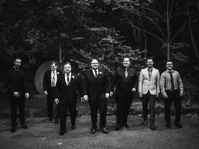 Mitchell and Krista's wedding in Ancaster, Ontario 60