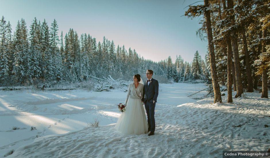 Greg And Jenn's Wedding In Calgary, Alberta