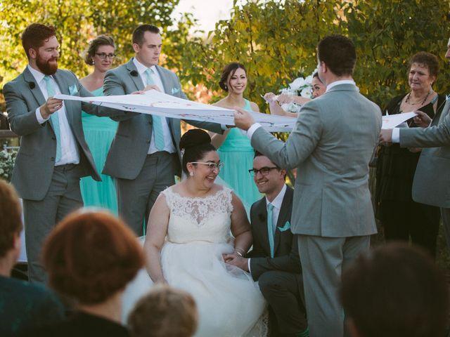 Mark and Zahra's wedding in Calgary, Alberta 42