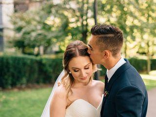 The wedding of Tyra and Wyatt