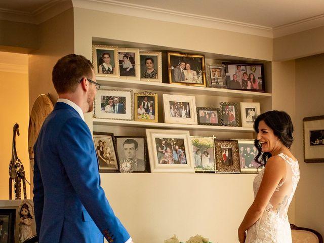 Charles and Christina's wedding in Toronto, Ontario 5