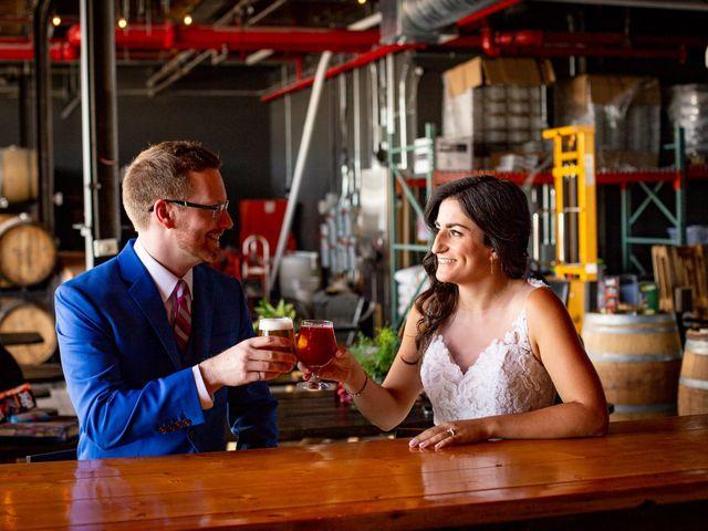 Charles and Christina's wedding in Toronto, Ontario 1