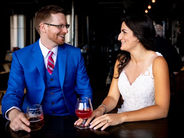 Charles and Christina's wedding in Toronto, Ontario 9