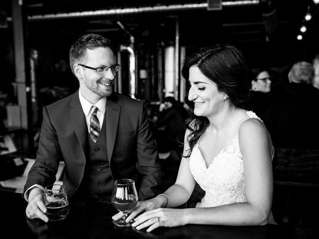 Charles and Christina's wedding in Toronto, Ontario 10