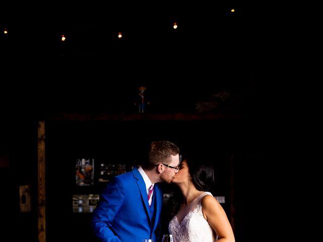 Charles and Christina's wedding in Toronto, Ontario 11