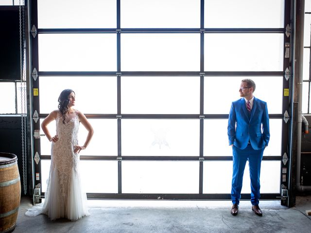 Charles and Christina's wedding in Toronto, Ontario 15