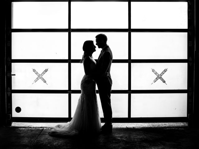 Charles and Christina's wedding in Toronto, Ontario 16
