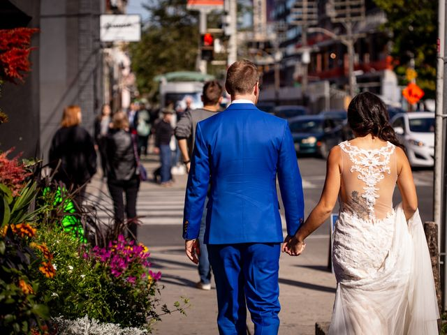 Charles and Christina's wedding in Toronto, Ontario 21