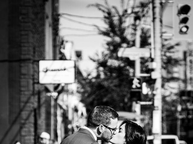 Charles and Christina's wedding in Toronto, Ontario 22