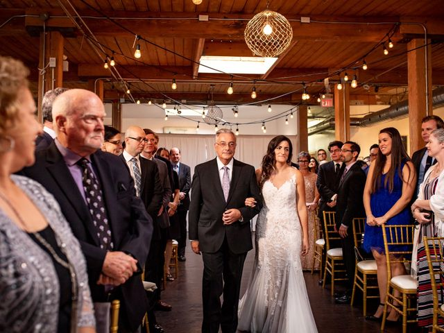 Charles and Christina's wedding in Toronto, Ontario 2