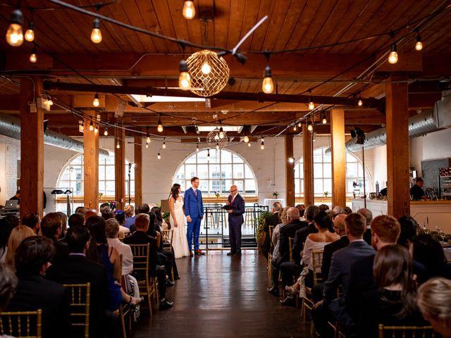Charles and Christina's wedding in Toronto, Ontario 29
