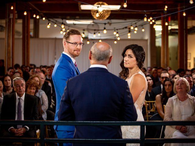 Charles and Christina's wedding in Toronto, Ontario 32