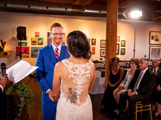 Charles and Christina's wedding in Toronto, Ontario 34