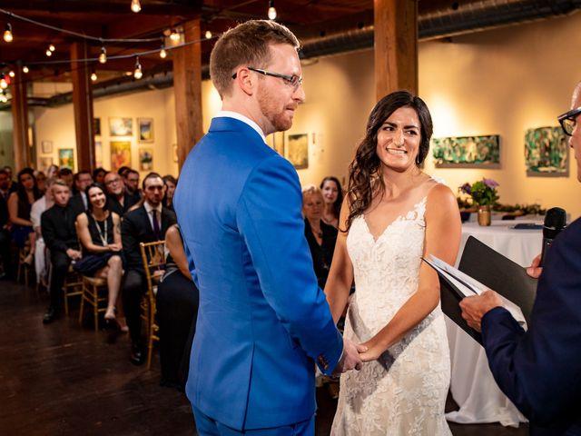 Charles and Christina's wedding in Toronto, Ontario 35