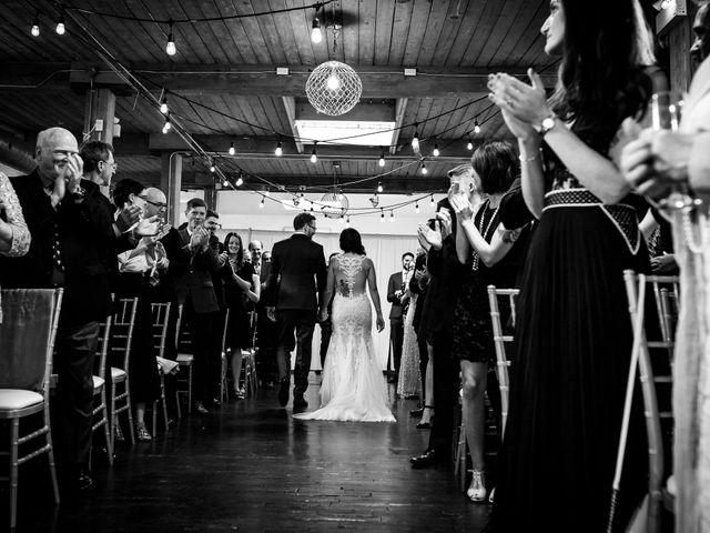 Charles and Christina's wedding in Toronto, Ontario 39