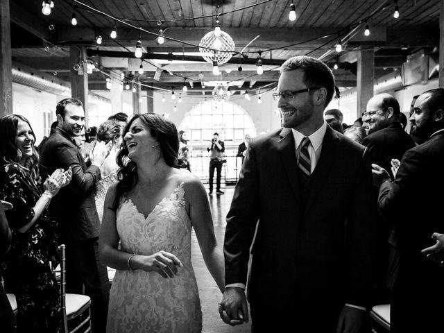 Charles and Christina's wedding in Toronto, Ontario 40