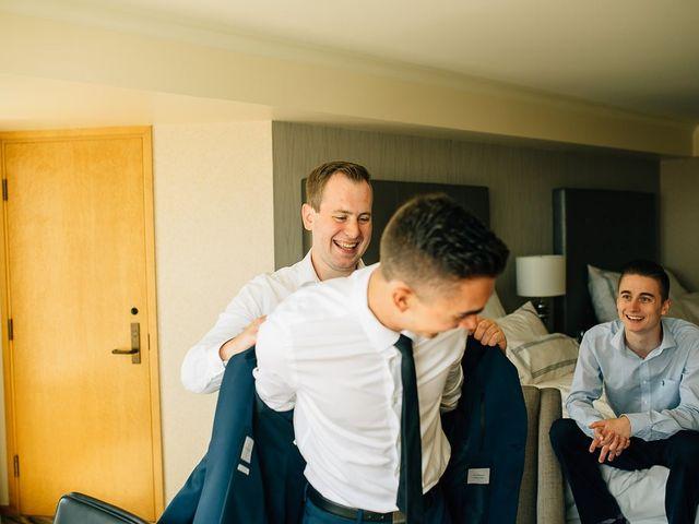 Wyatt and Tyra's wedding in Vancouver, British Columbia 15