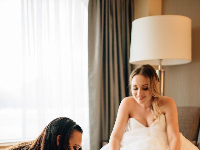 Wyatt and Tyra's wedding in Vancouver, British Columbia 25