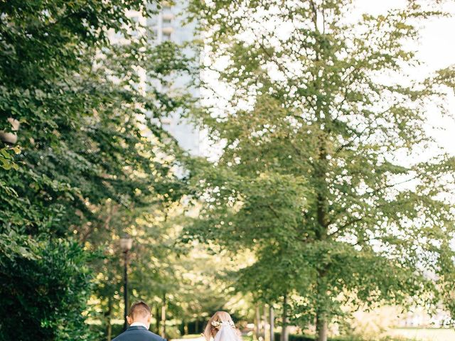 Wyatt and Tyra's wedding in Vancouver, British Columbia 32