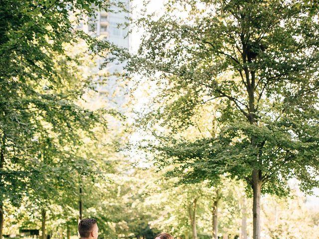 Wyatt and Tyra's wedding in Vancouver, British Columbia 33