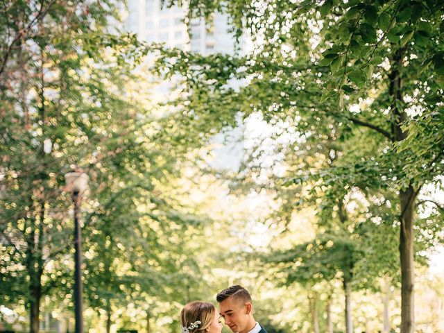 Wyatt and Tyra's wedding in Vancouver, British Columbia 35