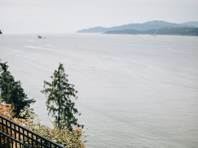 Wyatt and Tyra's wedding in Vancouver, British Columbia 46