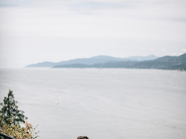 Wyatt and Tyra's wedding in Vancouver, British Columbia 47